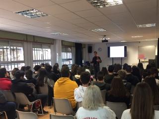 Charlas Vocacionales 2019 | Intervención de Diego Puga