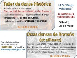 1605 Taller de danza Histórica Instituto